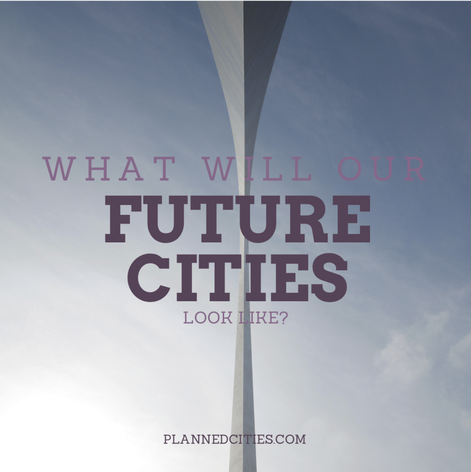 What will our future cities look like?